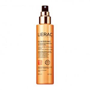 Lierac Sunissime - Lait Protecteur Énergisant Anti-Âge Global SPF15 - 150 ml 3508240002039