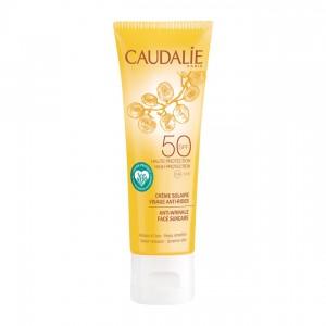 Caudalie Crème Solaire Visage Anti-Rides SPF50 - 50 ml 3522930002383