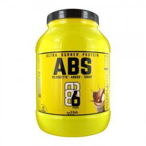 Abs Ultra Burner Protein 6 Pack Saveur Chocolat - 750g 3525722020008