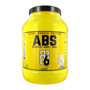 Abs Ultra Burner Protein 6 Pack Saveur Vanille - 750g 3525722020015