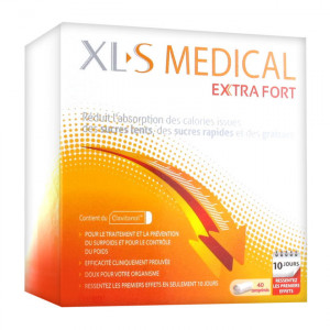 XL S Medical - Extra Fort 60 Comprimés 3595890236426