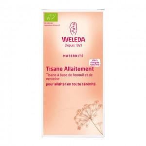 Weleda Tisane Allaitement - 20 Sachets Pour allaiter en toute sérénité Facilite l'allaitement maternel