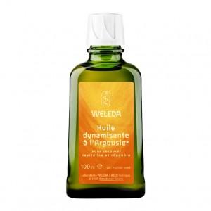 Weleda Huile Dynamisante à l'Argousier - 100 ml Soin corporel revitalisant et régénérant 3596207684145