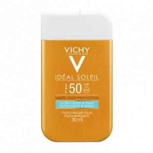 Vichy Idéal Soleil - Ultra Léger et Frais SPF50 - 30 ml 3612620500340