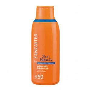 Lancaster  Sun Beauty - Lait Fluide Velours SPF50 - 175 ml 3614223363568
