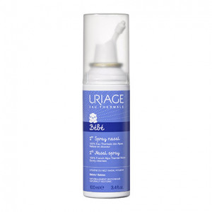 Uriage Bébé 1er Spray Nasal - 100 ml 3661434000393