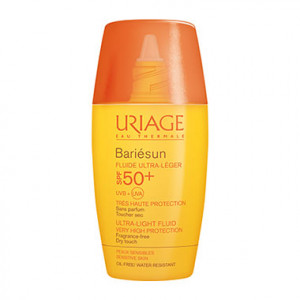 Uriage Bariésun - Fluide Ultra-Léger SPF50+  - 30 ml 3661434005480
