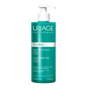 Uriage Hyséac - Gel Nettoyant - 500 ml 3661434006098