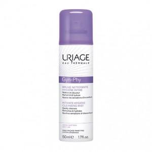 Uriage Gyn-Phy - Brume Nettoyante Hygiène Intime - 50 ml 3661434006289