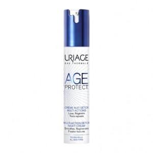 Uriage Age Protect - Crème Nuit Détox Multi-Actions - 40 ml 3661434006449