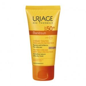 Uriage Bariésun - Crème Teintée - Teinte Dorée SPF50+ - 50 ml 3661434006524