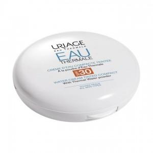 Uriage Crème d'Eau Compacte Teintée SPF30 - 10gr 3661434006555