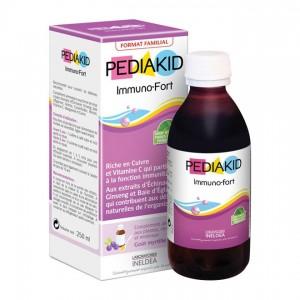 Pédiakid Pédiakid Immuno-Fort - 250 ml 3700225602221