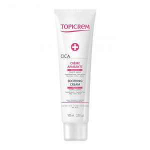 Topicrem Cica - Crème Apaisante Réparatrice - 100 ml 3700281703283
