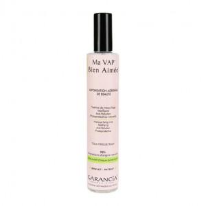 Garancia Ma VAP' Bien Aimée - 40 ml Vaporisation aérienne de beauté Fixatrice de maquillage Matifiante Anti-pollution Photoprotectrice naturelle Tous types de peaux