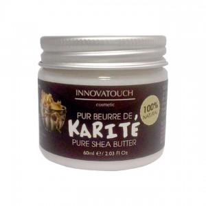 Innovatouch Cosmetic Pur Beurre de Karité - 100% naturel - 60 ml 3701063802101