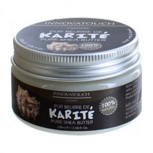 Innovatouch Cosmetic Pur Beurre de Karité - 100% naturel - 100 ml 3701063802118