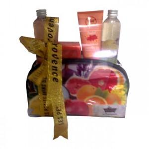 Les Petits Bains de Provence Trousse Fleur de Coton 3701063802156