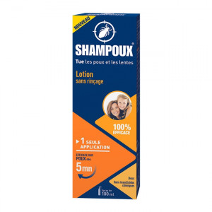 Gifrer Shampoux - Lotion Sans Rinçage - 100 ml 3701129000236