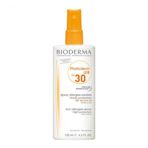 Bioderma Photoderm - LEB SPF 30 Spray Allergies Solaires - 125 ml 3701129800294