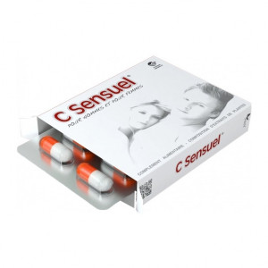The Sensual Tea C Sensuel - 4 Capsules 3701277700002