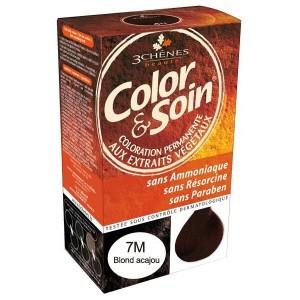 7M Color & Soin Blond Acajou