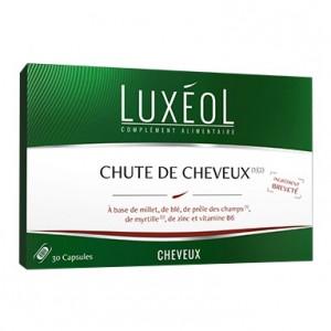 Luxéol Chute de Cheveux - 30 Capsules 3760007335075