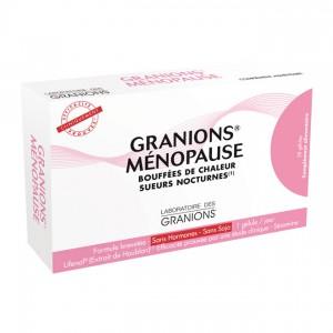 Granions Ménopause - 28 Gélules 3760155210699