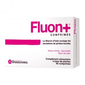 Dissolvurol Fluon + - 60 Comprimés 3760164540015