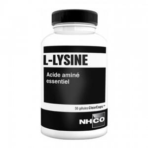 NHCO Nutrition L-Lysine - 56 Gélules 3760196530510