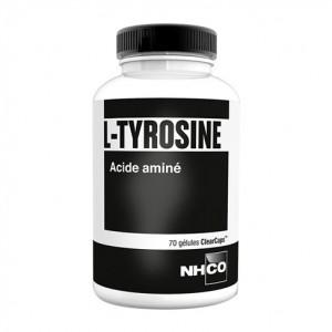 NHCO Nutrition L-Tyrosine - 70 Gélules 3760196530688