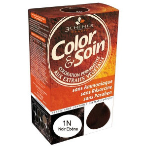 1N Color & Soin Noir Ebène