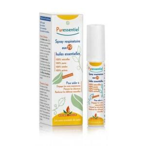 Spray Respiratoire aux 19 Huiles Essentielles