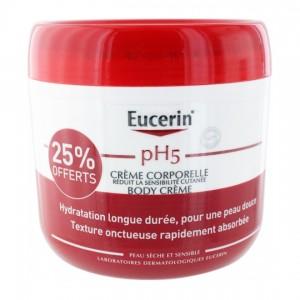 Eucerin pH5 Crème Corporelle - 450 ml 4005800177316