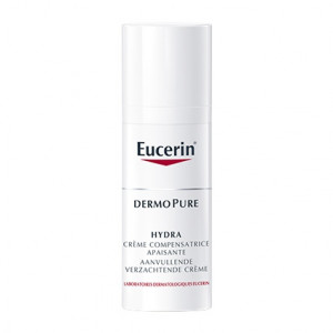 Eucerin DermoPure - Hydra Crème Compensatrice Apaisante - 50 ml 4005800193057