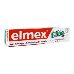 Elemex Dentifrice Junior 6-12 ans - 75 ml 4007965507403