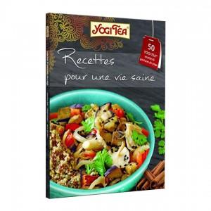 Yogi Tea Recettes Pour Une Vie Saine 50 recettes et postures de yoga 4012824721609