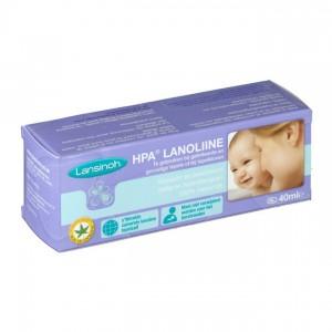 Lansinoh HPA Lanoline - Crème Allaitement Mamelons Sensibles - 40 ml 5060062996227