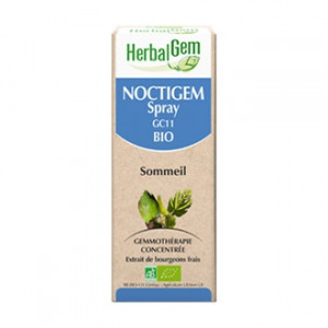Herbalgem Noctigem Spray Sommeil - BIO - 15 ml 5425009103043
