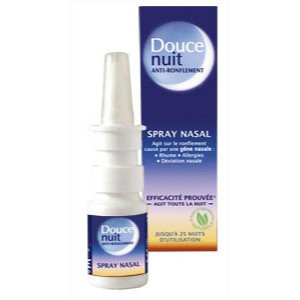Anti-ronflement Spray Nasal 10 ml