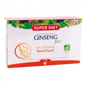 Ginseng bio 20 Ampoules