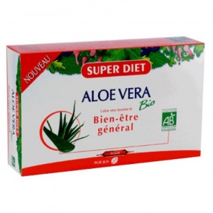 Aloe Vera Bio - 20 Ampoules