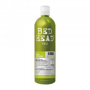 TIGI BED HEAD - Re-energize Shampoo Level 1 - 750 ml 615908426632