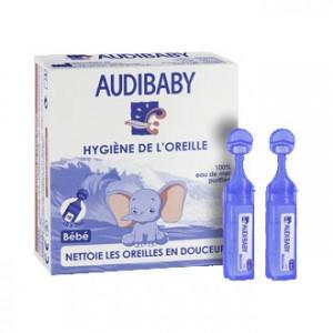 Audibaby - Hygiène de l'Oreille - 10 Dosettes 7640107850813