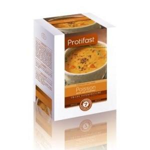 Soupe de Poisson avec Croutons 7 sachets