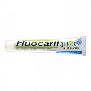 Fluocaril Dentifrice Junior 6-12 Ans Gel Bubble - 75 ml 8001090346940