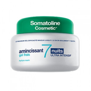Somatoline Cosmetic Amincissant Gel Frais 7 Nuits Ultra Intensif - 400 ml 8002410065503