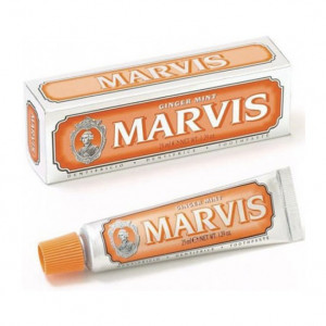 Marvis Dentifrice Ginger Mint (Menthe Gingembre) - 25 ml