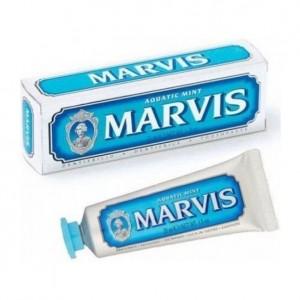 Marvis Aquatic Mint (Menthe Aquatique) - 25 ml 8004395110315