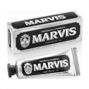 Marvis Dentifrice Amarelli Licorice (Réglisse) - 25 ml 8004395110421